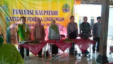 Himawan Sajadti, Lurah Desa Selopamioro Imogiri calon penerima Kalpataru