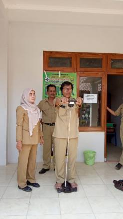 Screening Kesehatan Pamong Desa oleh Puskesmas Imogiri 2