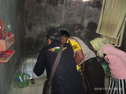 Gertak PSN di Dusun Jetis, ABJ 93,33%