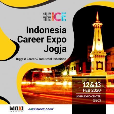 Indonesia Expo Career Buka Peluang Kerja