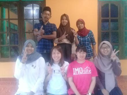 SUIJI #3 Pertukaran Pelajar Jepang-Indonesia di Dusun Jetis