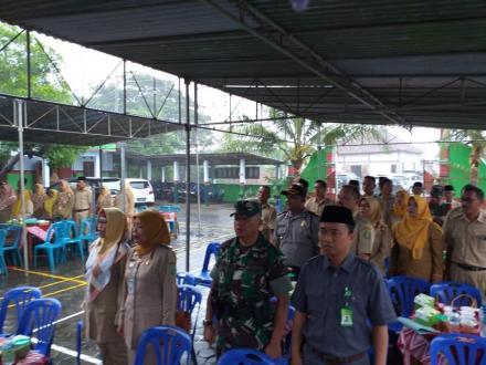 SD Bango Mengikuti Lomba Sekolah Sehat Tingkat Kabupaten