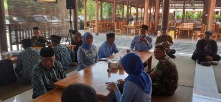 Syukuran Lomba Desa Bersama Lembaga Desa