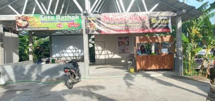 KULINER SELOPAMIORO : Cita Rasa Soto Bathok Bumdes Mekar Jaya