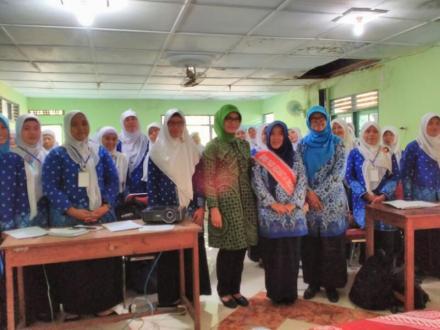 Pelatihan Guru PAUD dan TK Tigkat Lanjut
