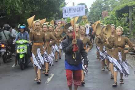 Kirab Budaya Selopamioro